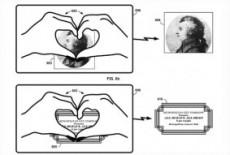 Google pede patente de gesto de coração para 'curtir' com o Glass