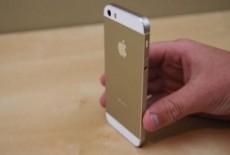 Poucos clientes migraram do iPhone 5 para um 5s ou 5c