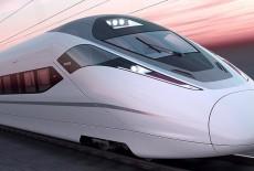 Trem-bala em construção na China vai chegar a insanos 600 km/h