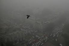 Imagens mostram a poluição extrema na Índia