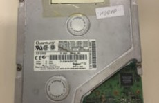 Hard Disk Big Foot 4GB